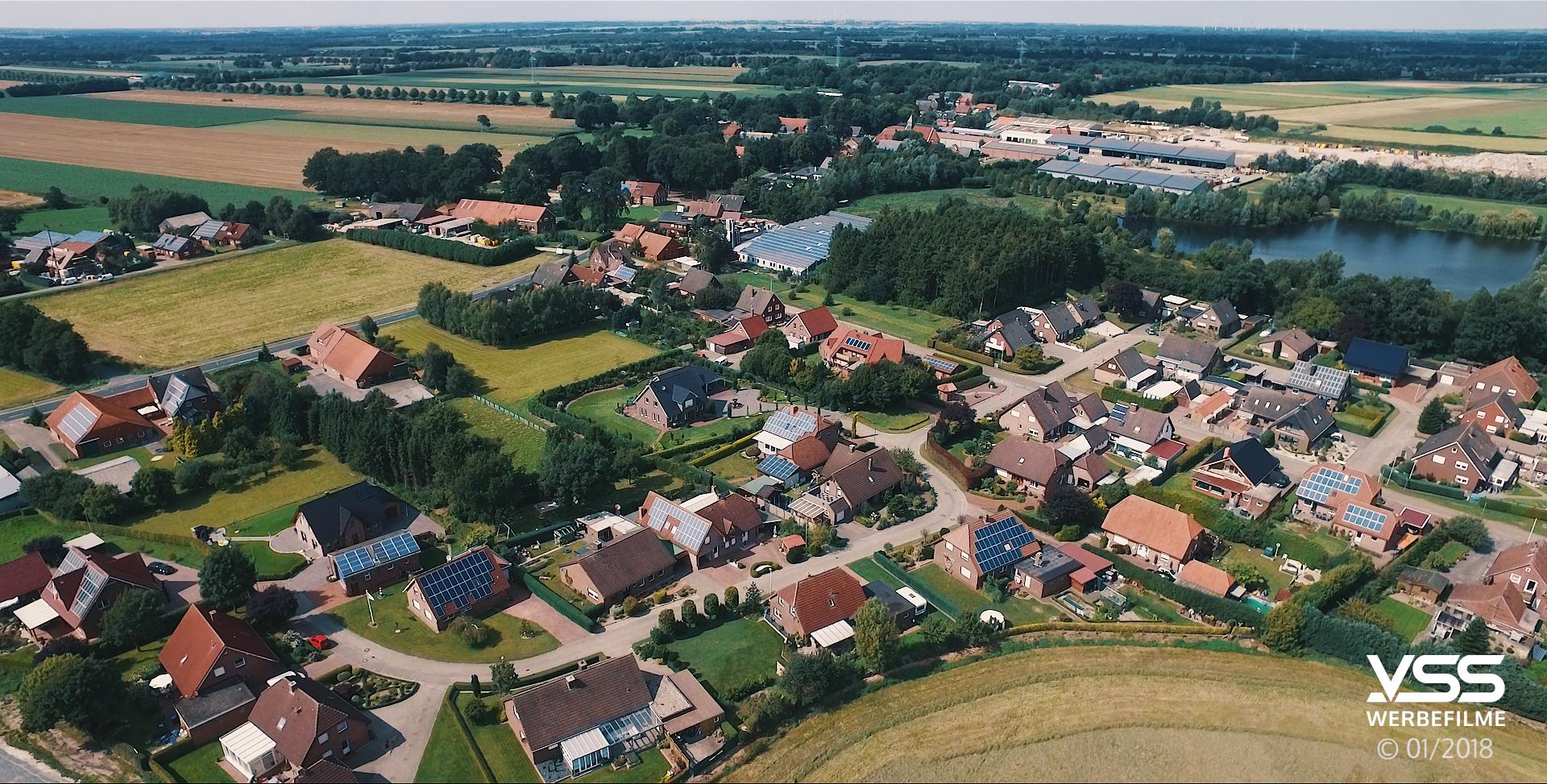 Luftbild Brual